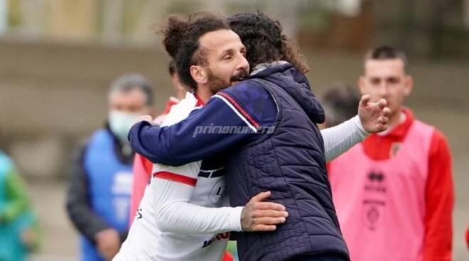 Abbraccio Esposito-Cudini