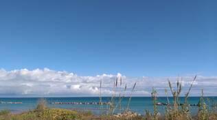 Meteo mare natura lungomare nuvole sole