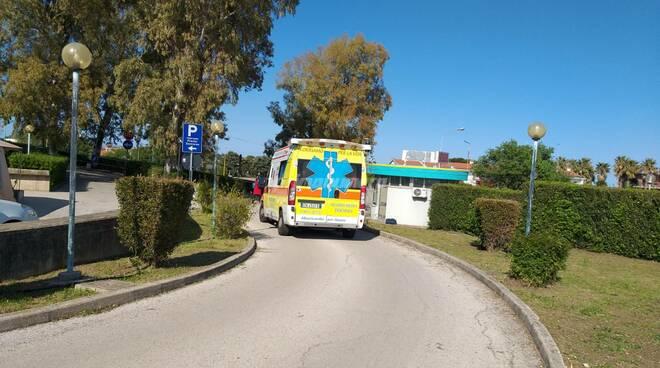 ambulanza san timoteo