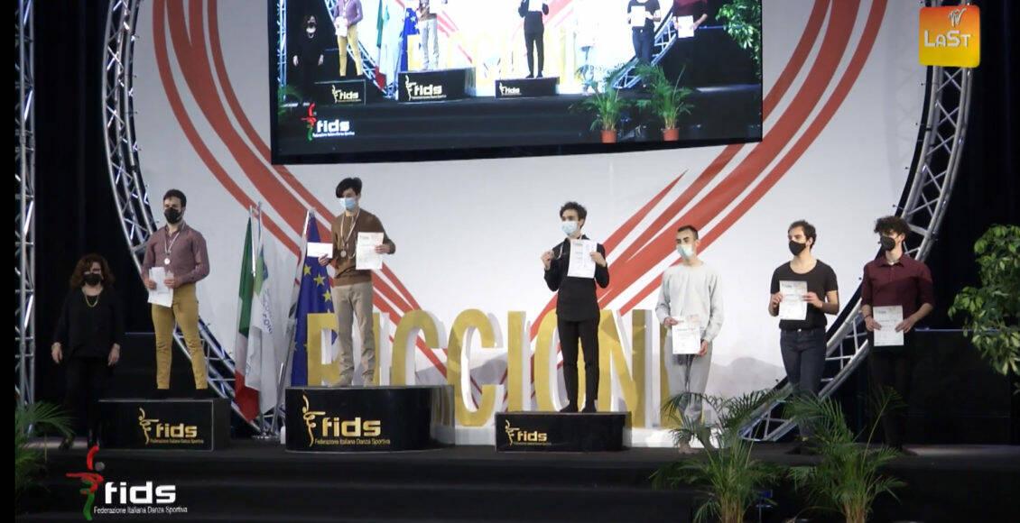 premiazione dancing arts