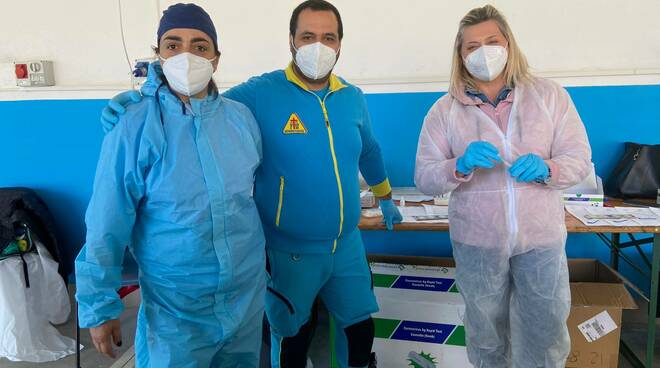 volontari misericordia screening termoli