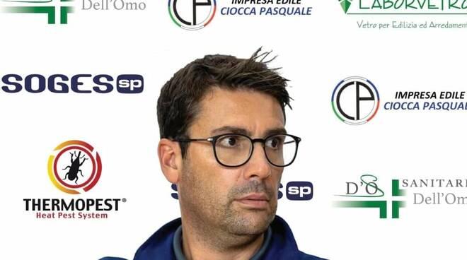 Marco sanginario allenatore cus Molise calcio a 5