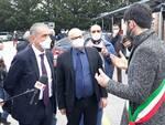Visita Sottosegretario Costa a Campobasso presidente Toma sindaco Gravina
