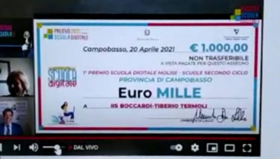 premio scuola digitale boccardi