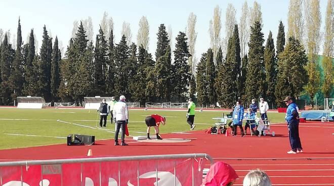 campionati paralimpici jesolo