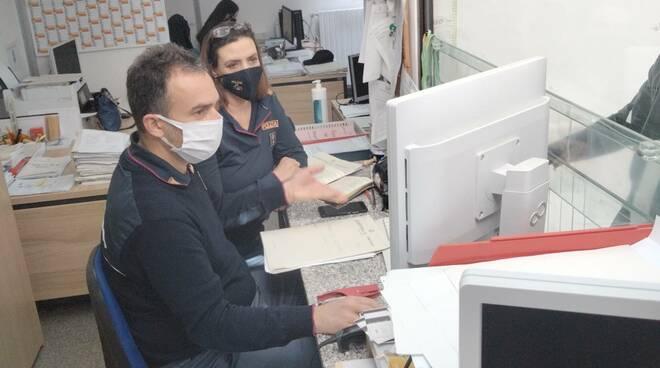 Ufficio Immigrazione questura foto Polizia Campobasso