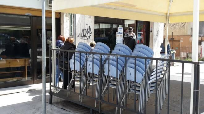 Ristorante chiuso Tonino Palazzo Campobasso