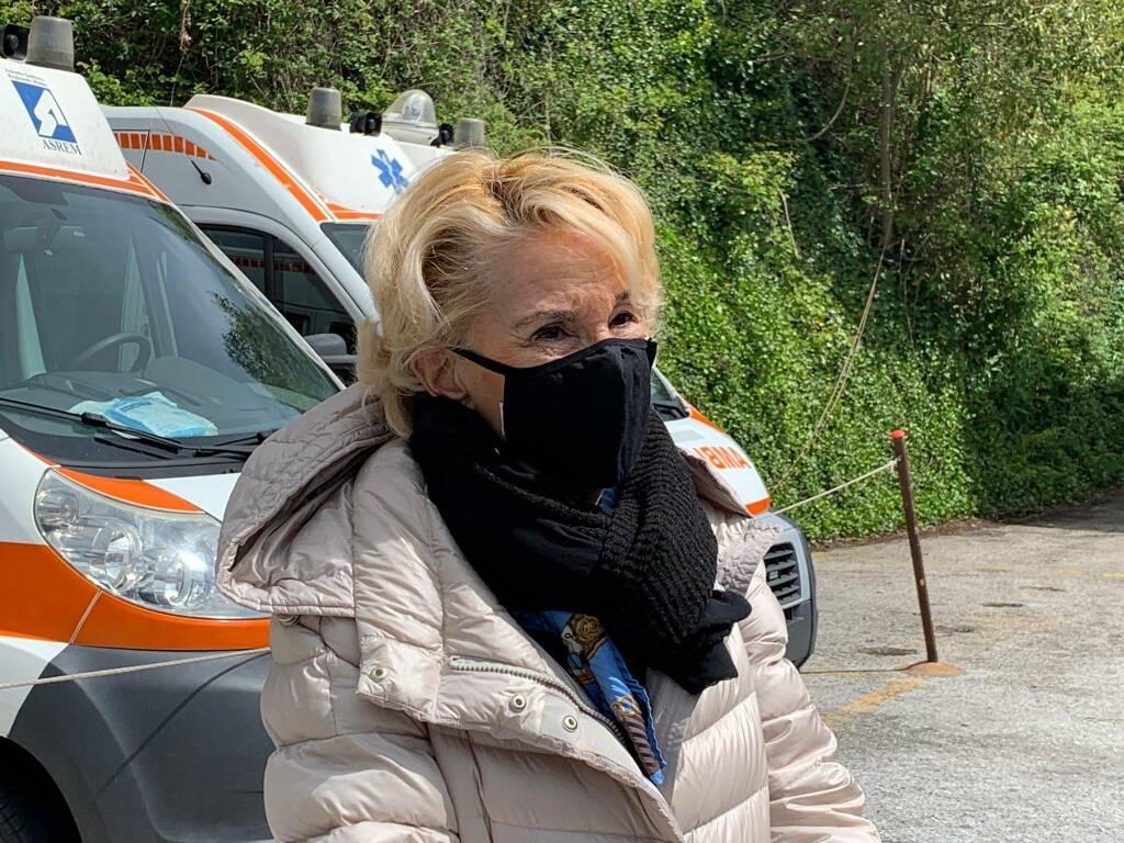 Commissario sanità Flori Degrassi
