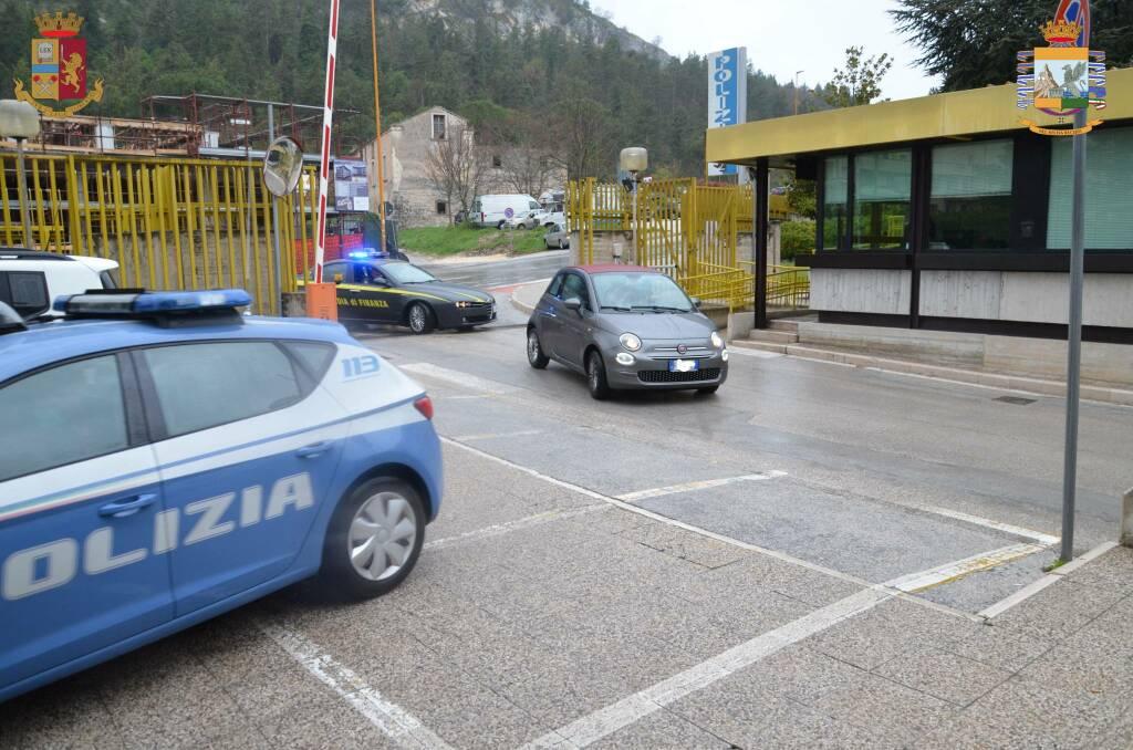 Polizia Campobasso arresto furto auto via XXIV Maggio