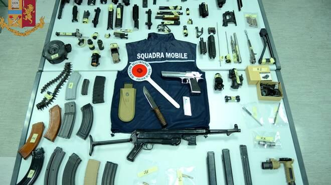 squadra mobile campobasso armi caricatori