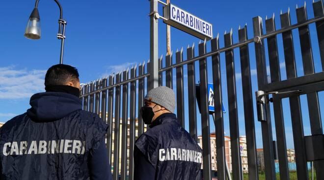 carabinieri termoli campomarino