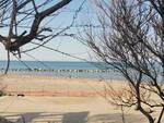 Lungomare primavera spiaggia mare azzurro termoli area fitness famiglie comitive