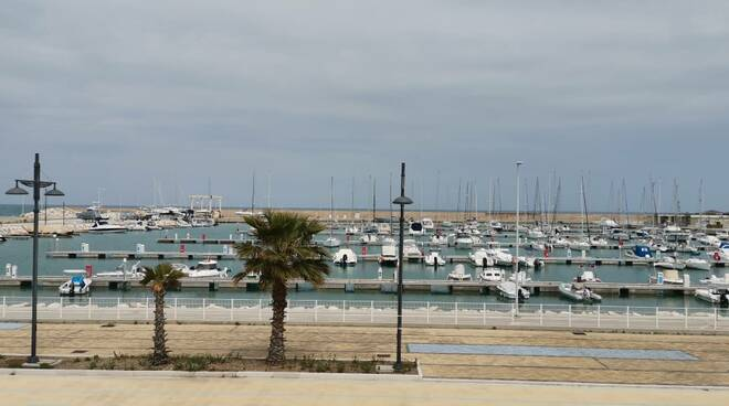 Montenero Costa Verde porto turistico Marina di Svevia