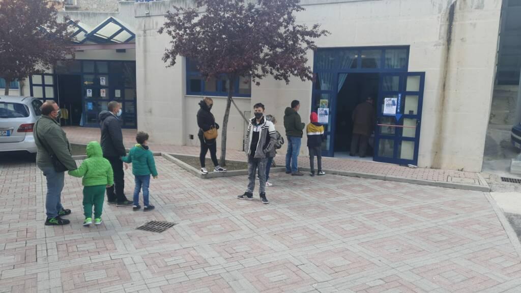 screening tamponi pre rientro scuola montecilfone