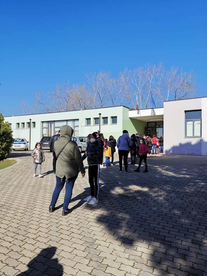 screening tamponi pre rientro scuola portocannone