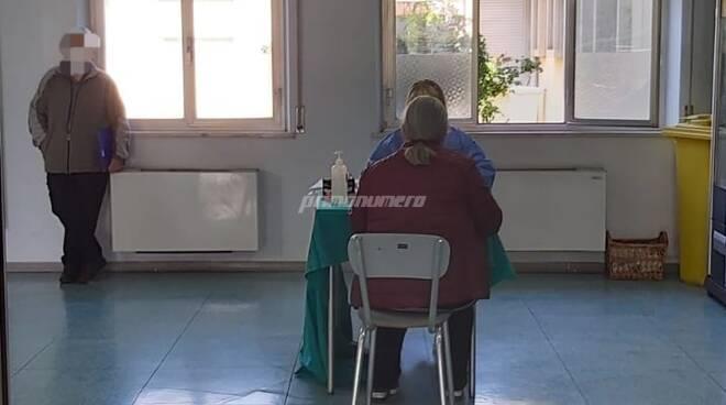 Vaccini poliambulatorio casa salute Montenero