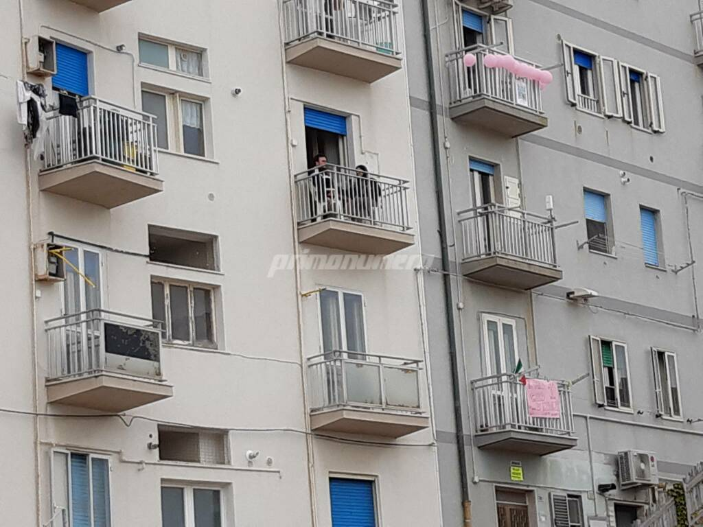 Balconi giro d'Italia  Termoli