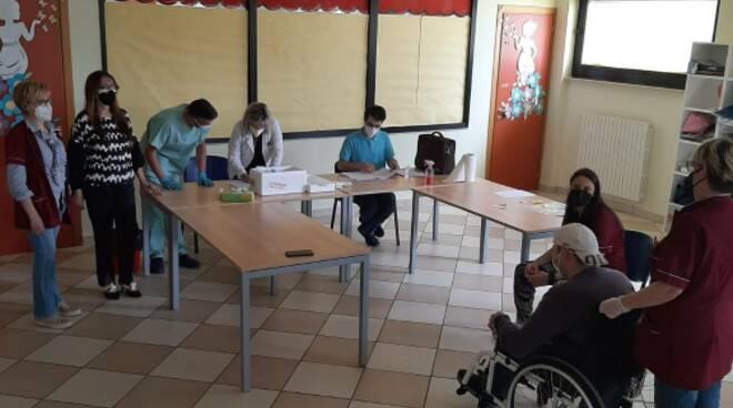 Centro san damiano vaccini