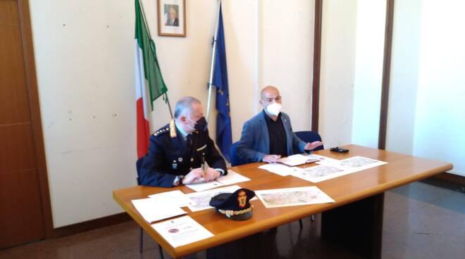 conferenza giro d'italia campobasso