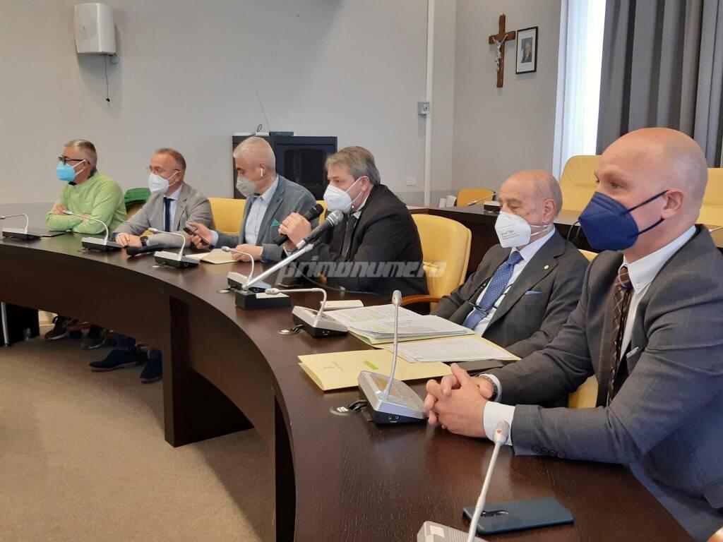 Conferenza Lavori pubblici Termoli