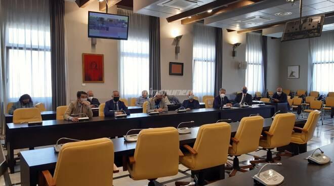 Consiglio comunale Termoli 28 maggio 2021