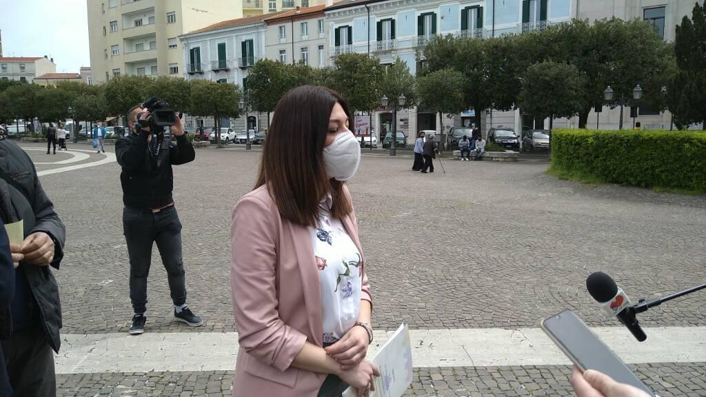 Campobasso presentazione progetti pubblica utilità reddito di cittadinanza Larissa Colagiovanni