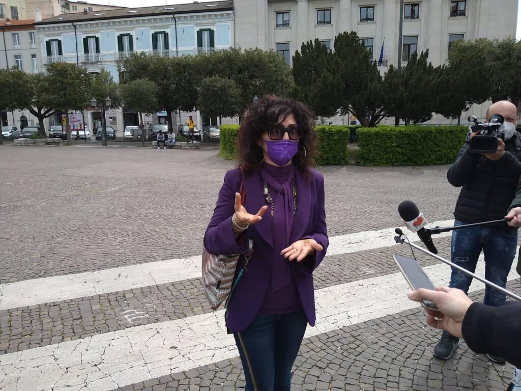 Silvia Tamilia Centro per l'impiego