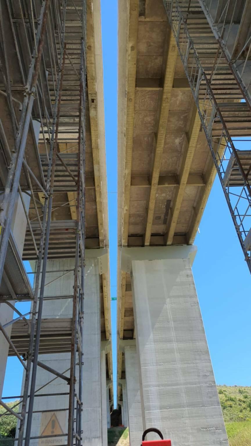 incidente cantiere camparino ponte