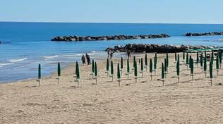 spiaggi mare ombrelloni termoli