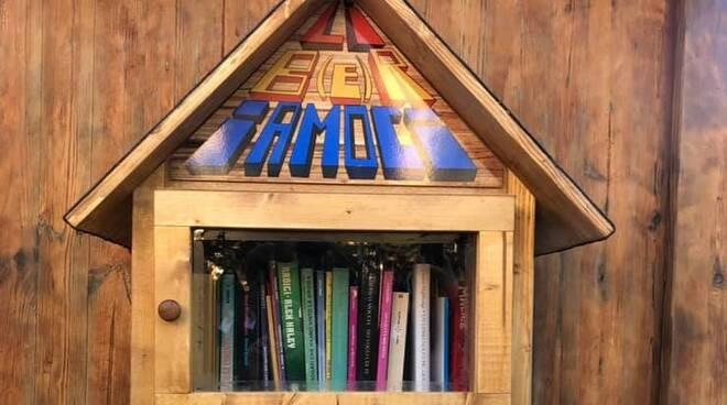 cassetta libri