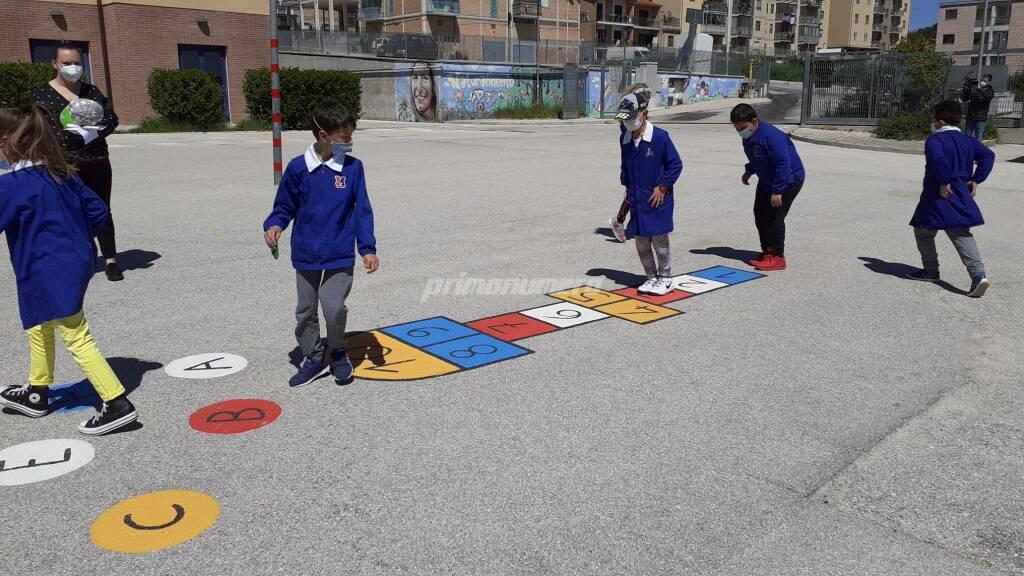 Progetto gioco scuola campobasso