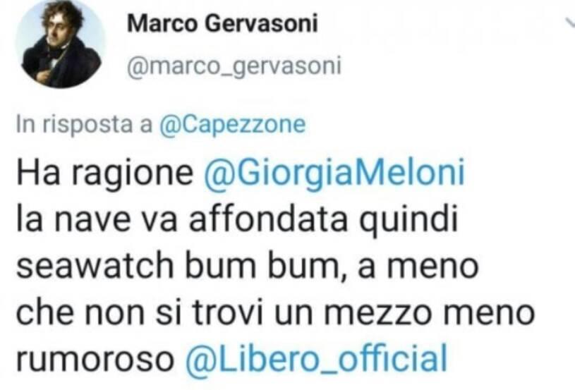post Gervasoni sea Watch