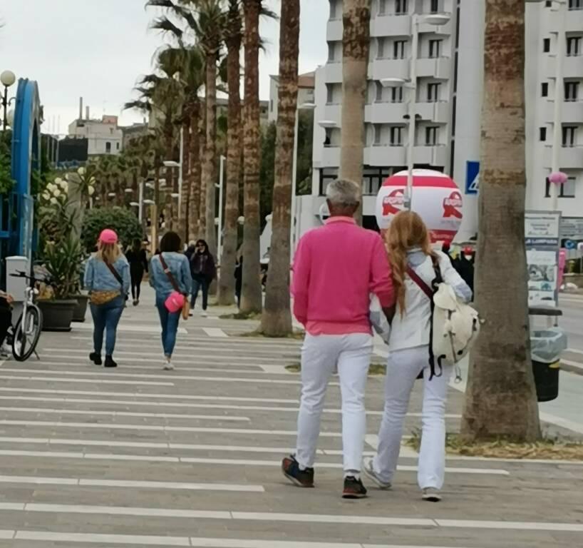passeggio giro italia lungomare