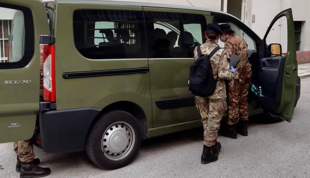 medici esercito vaccini domicilio a guglionesi