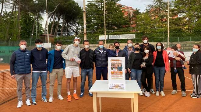 Premiazione memorial tennis creopolo
