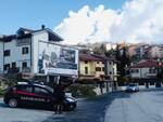carabinieri Agnone posto di blocco
