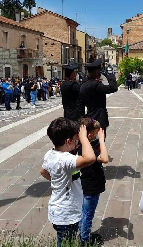 carabinieri giornata legalità bambini baranello