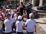 Bambini mascherine covid scuola Jovine Campobasso Gravina Cretella Greco