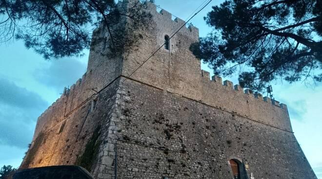 castello Monforte Campobasso ph Luigi Albiniano