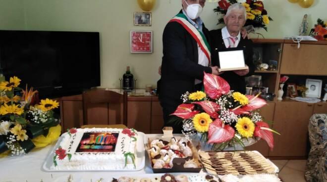 Michele Mucciaccio centenario