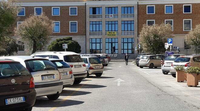 municipio comune parcheggioPiazza s.antonio termoli
