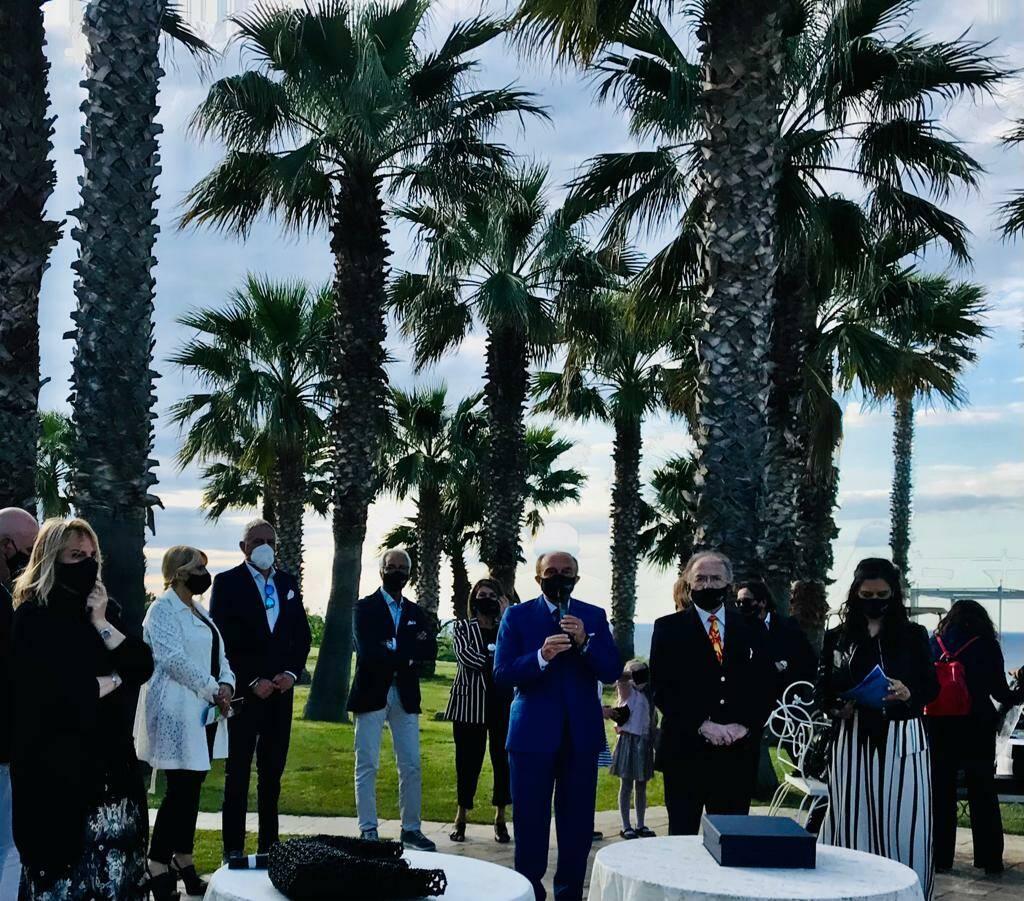 Press Tour Tintilia Wine Club cerimonia
