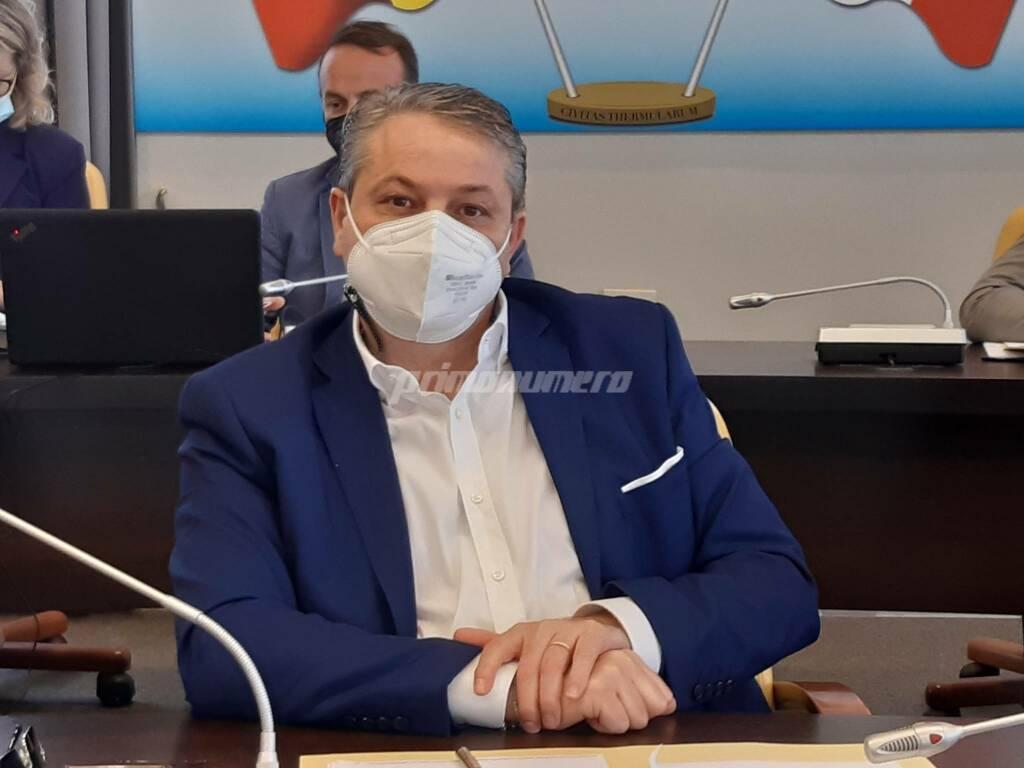 Roberti sindaco mascherina