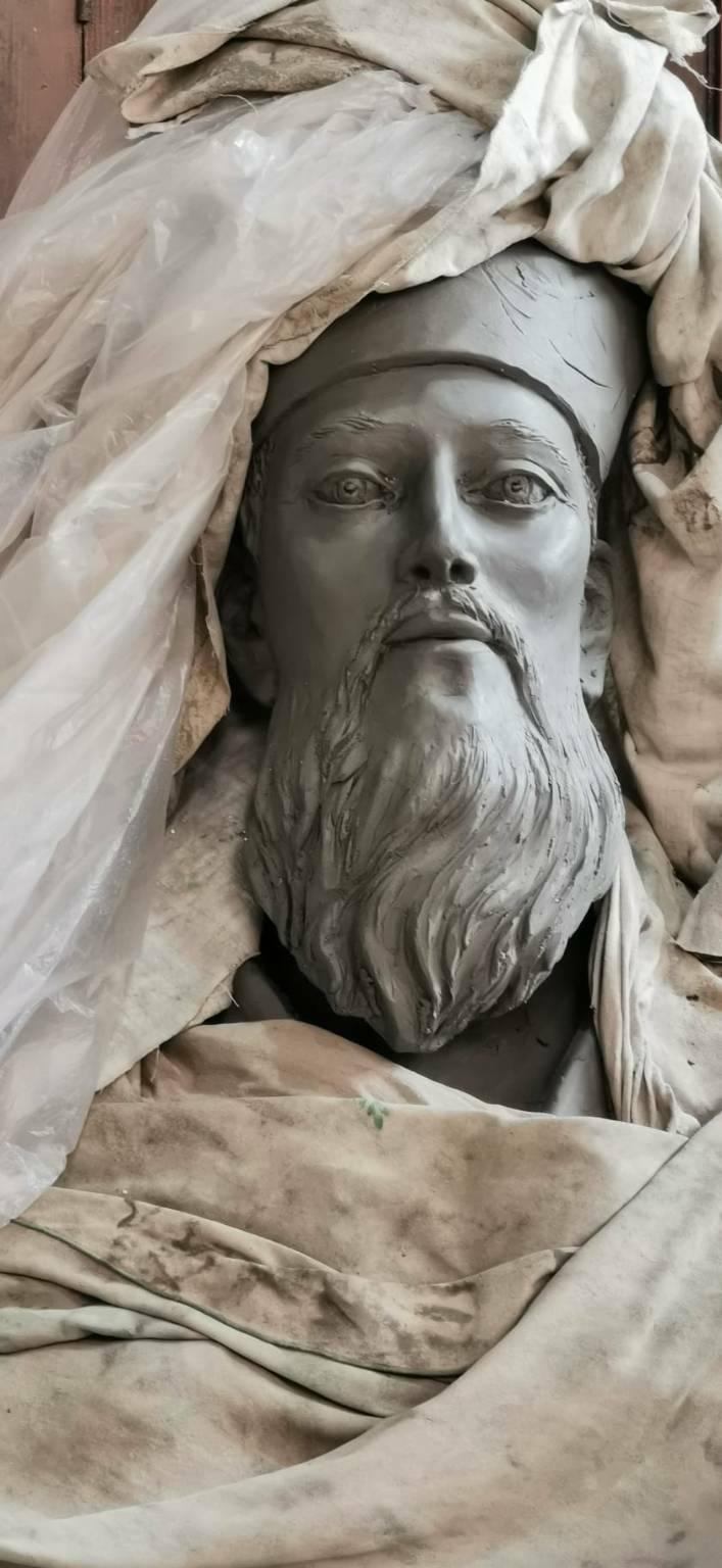 statua san cristanziano agnone