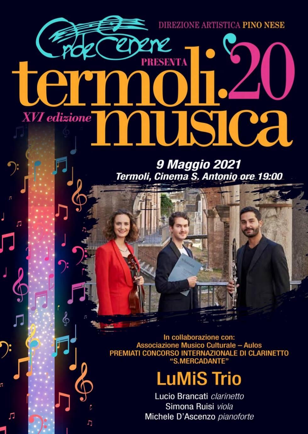 Termoli musica locandina