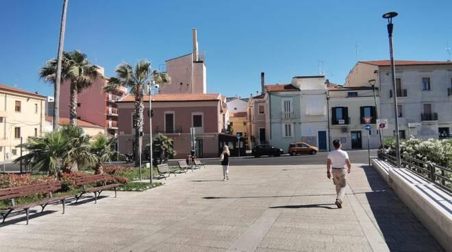 Borgo vecchio belle passeggio passanti vicoli