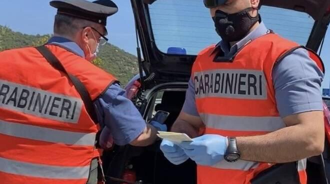 carabinieri autovelox forlì del sannio