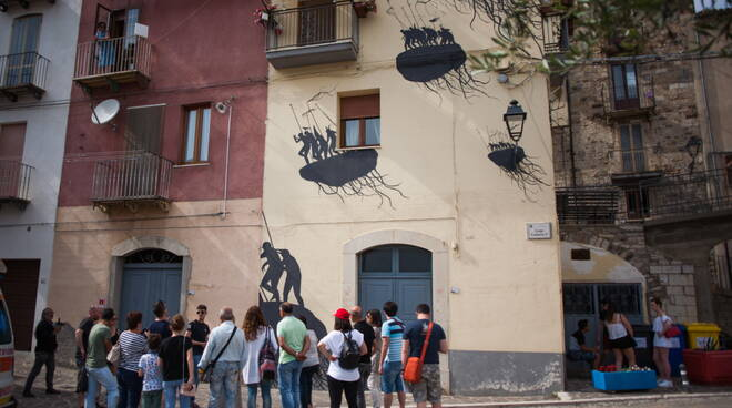 cvtà street fest murales civitacampomarano