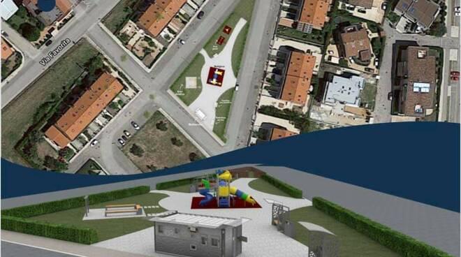 Ecoparco Campomarino progetto di proposta