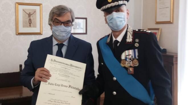 Fabio Ficuciello prefetto